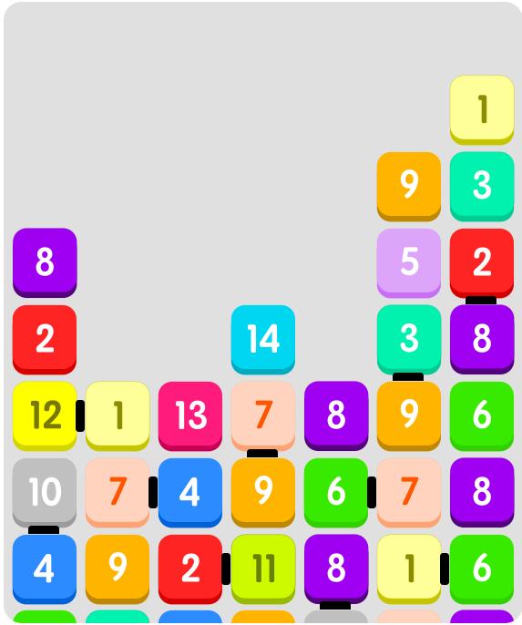 Скриншот 2048