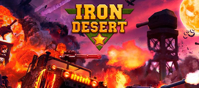 Desert Iron