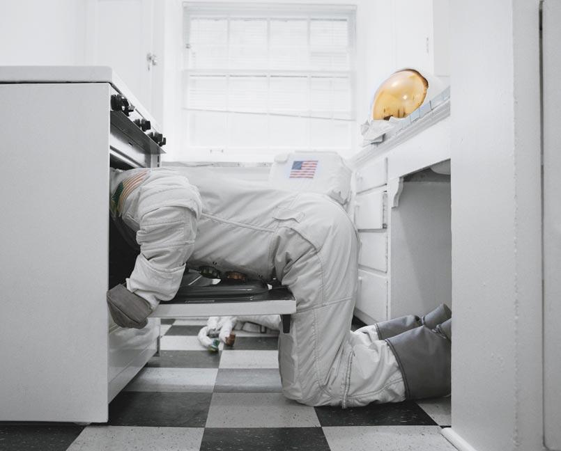 Самоубийство астронавта