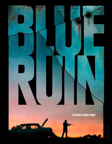 Постер к фильму «Катастрофа» (Blue Ruin)