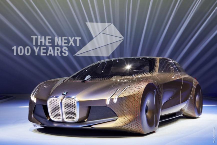 Концепт-утконос от BMW