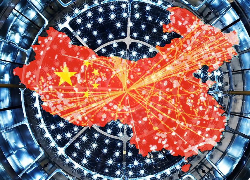 Китай построит свой БАК