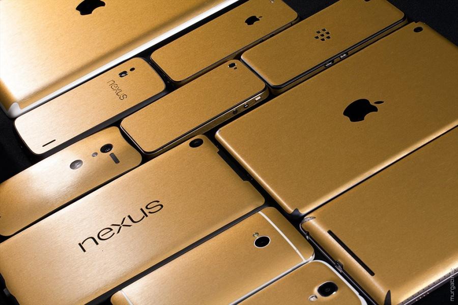 Золотые гаджеты