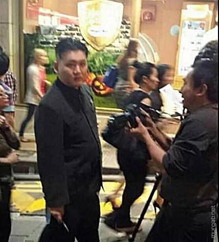 Костюм Ким Чен Ына на хеллоуин