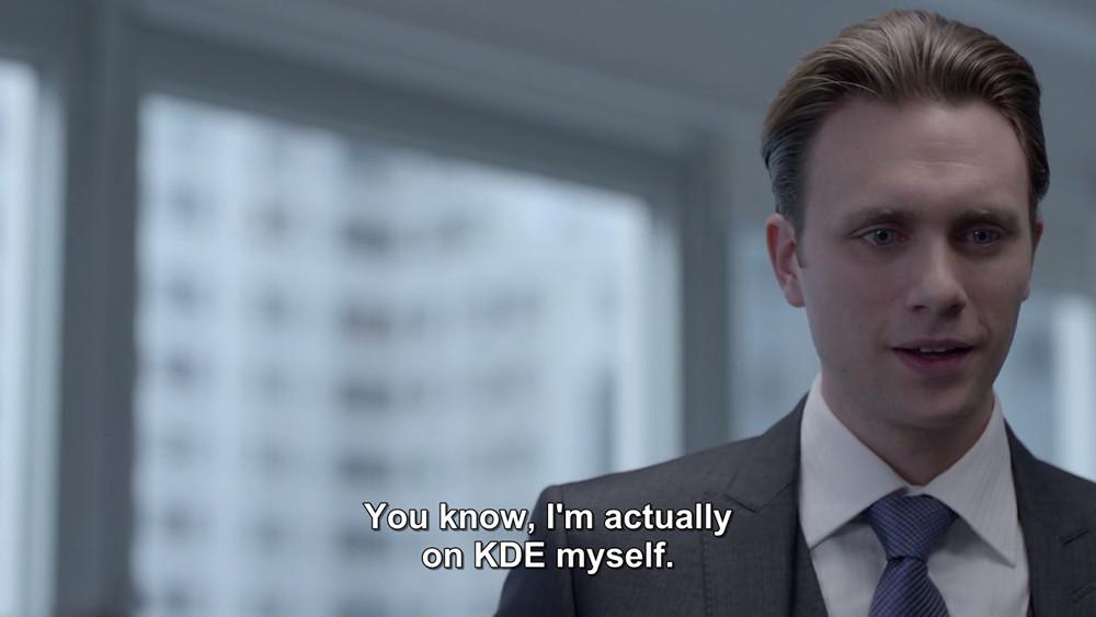 Кадр из сериала Mr. Robot