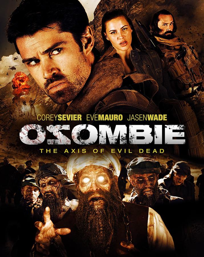 Хит 2012-го года — фильм Osombie