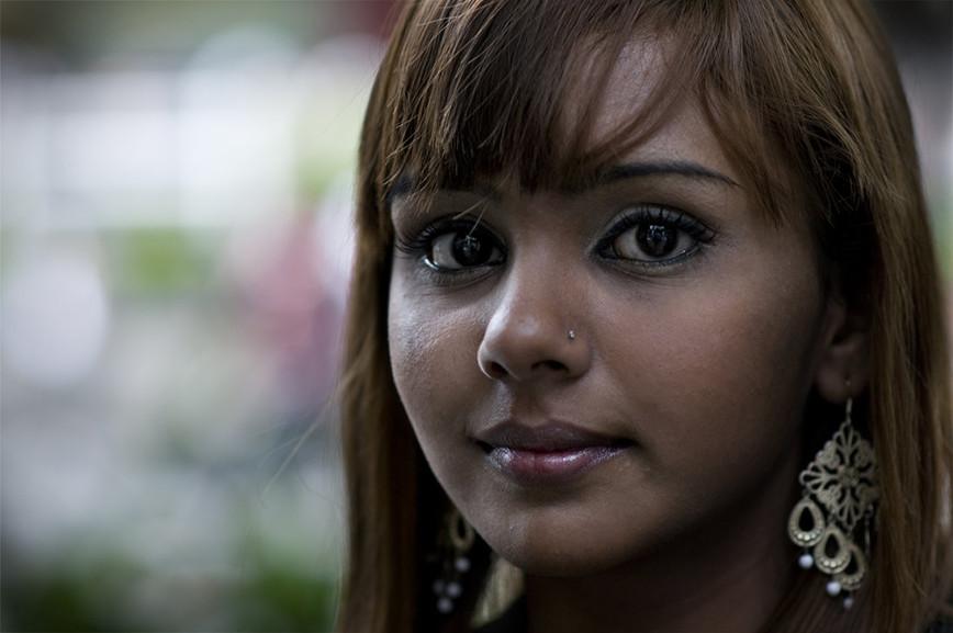 Лица простых сингапурцев