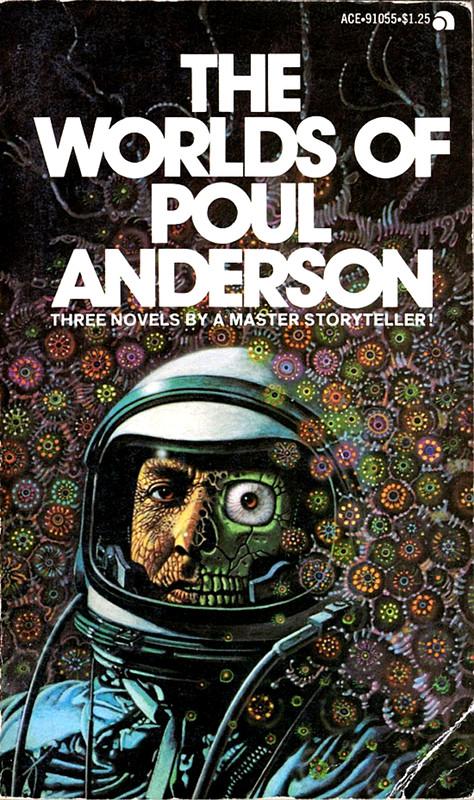 Обложки зарубежных изданий научной фантастики