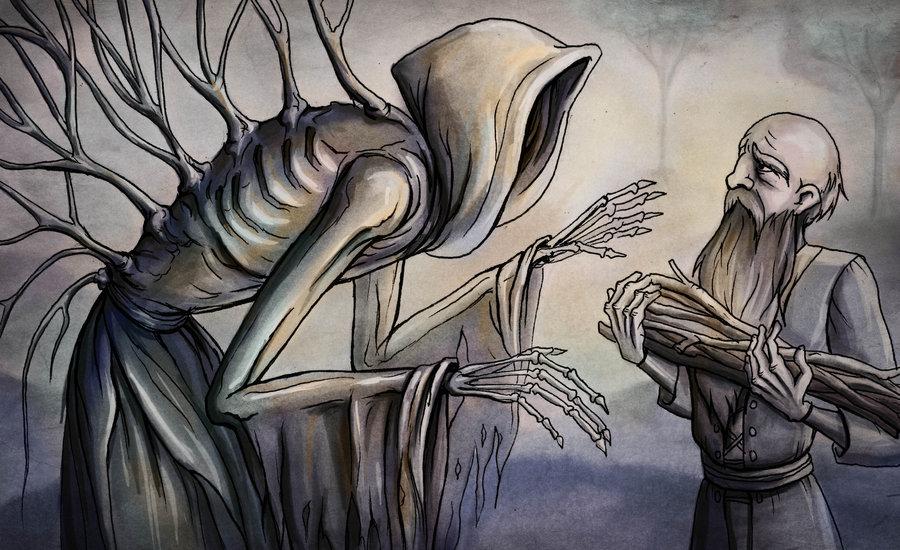 Старик и смерть