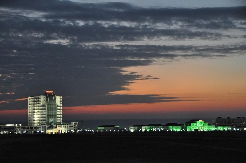 Аваза, Туркменистан, 2010 год