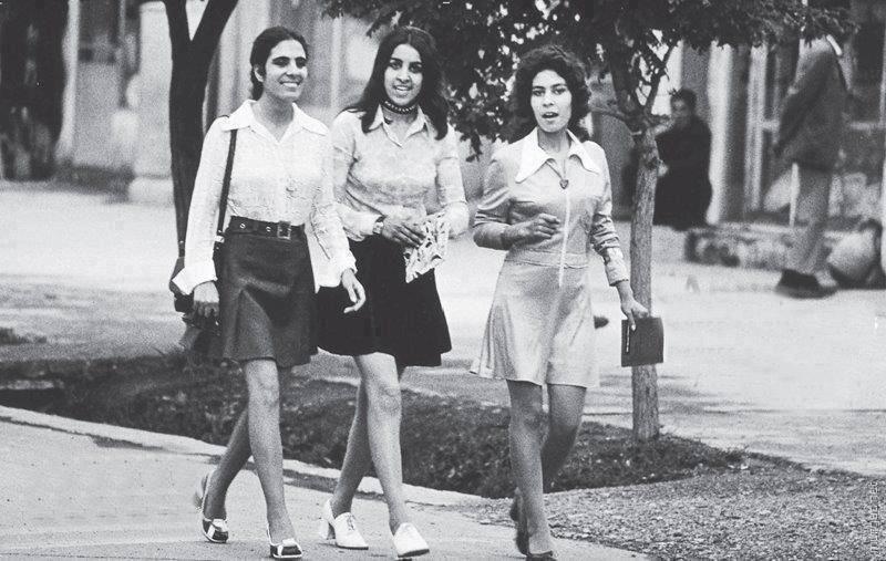 Развитый Афганистан 50-х и 60-х годов