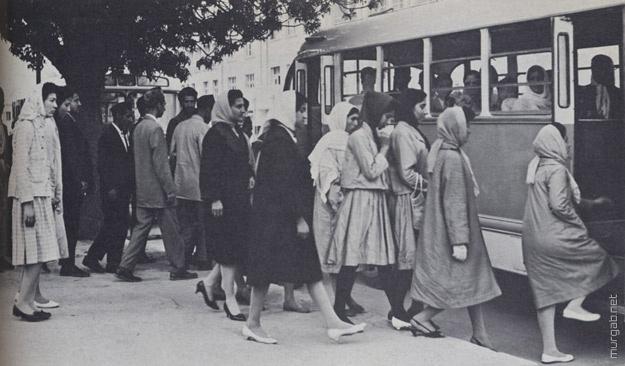 Развитый Афганистан, Кабул 50-х и 60-х годов