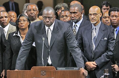 Разъяренные чернокожие