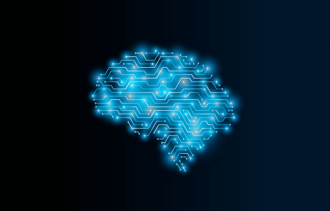 Типа электронный мозг