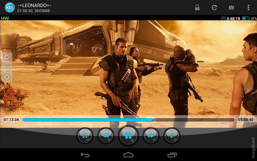 Видео по вай-фаю на Android