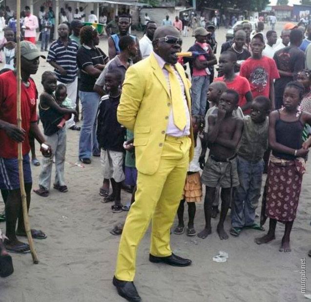 Конголезский культ карго