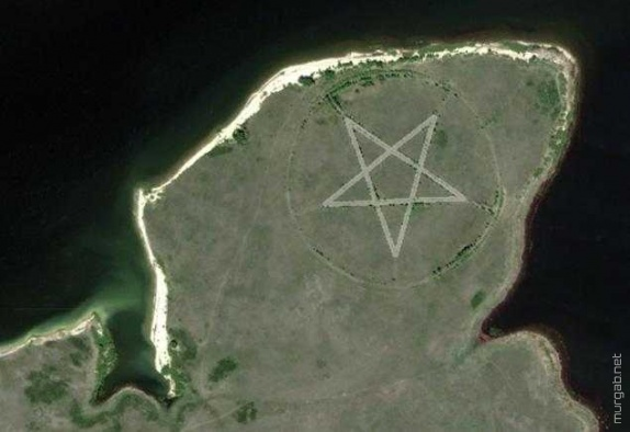 Логово сатаны в Казахстане