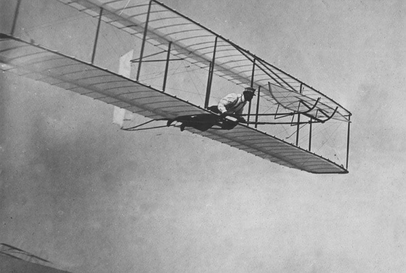 Первый полет братьев Райт