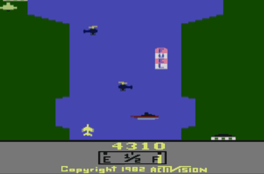 Игры с Atari 2600