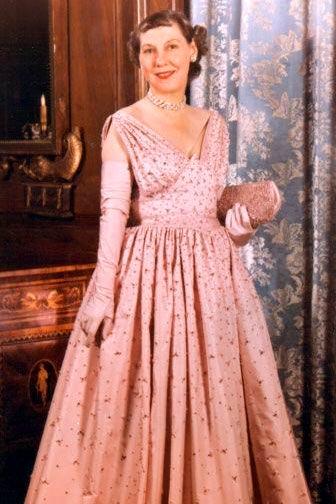 Мейми Эйзенхауэр. Почему розовый цвет ассоциируется с женщинами