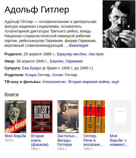 Айфон Гитлера