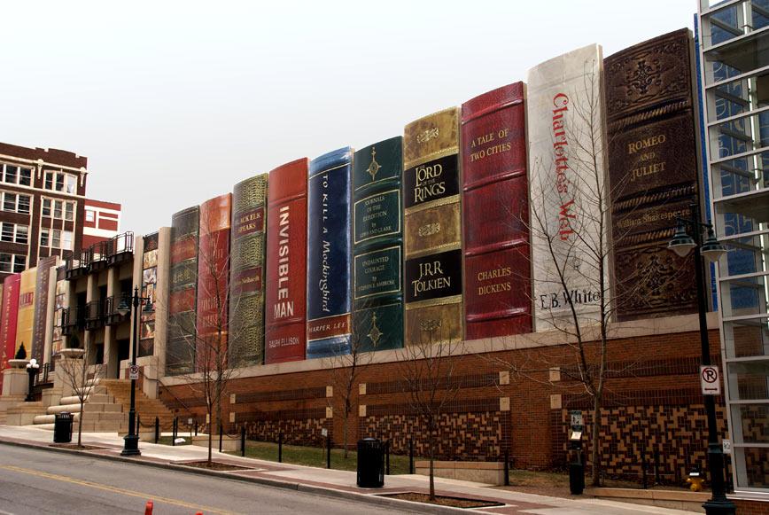 Общественная библиотека Канзаса