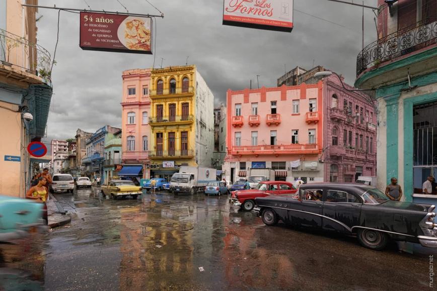 Атмосферные фотографии Луиджи Висконти