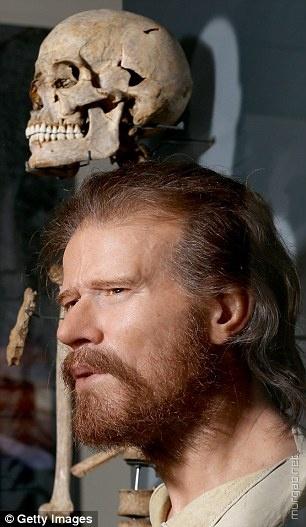 5500-летний человек