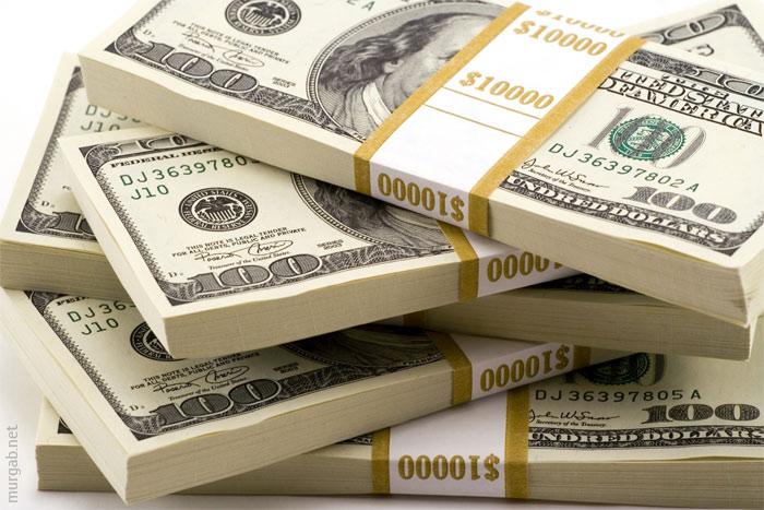 Факт о деньгах