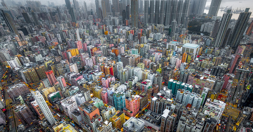 Термитники Гонконга