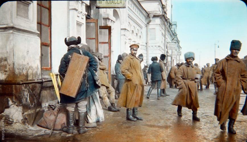 Уникальные фотографии России вековой давности
