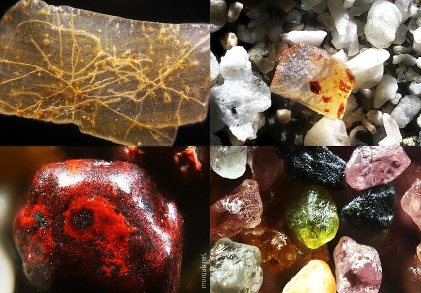 Волшебный микромир песка