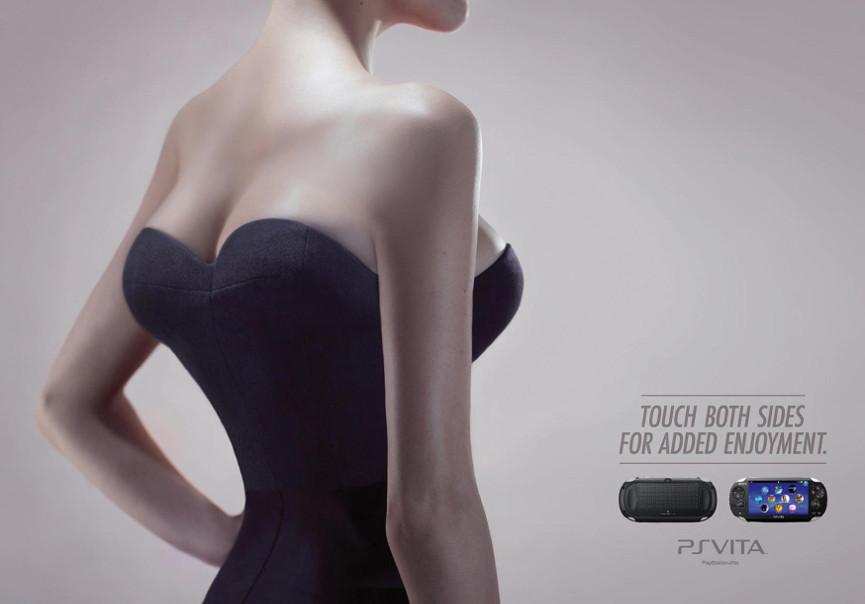 PlayStation Vita — Для пущего удовольствия щупай с обеих сторон!