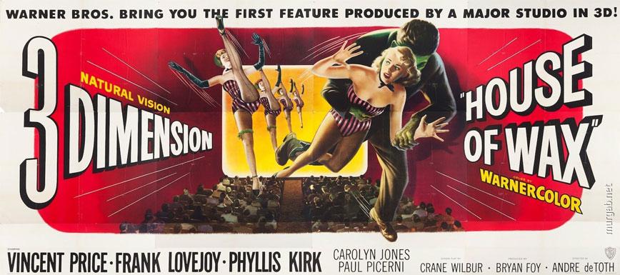 Первый цветной стереофильм Warner Bros